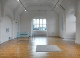 Installation view of: Near Here at Camden Arts Centre