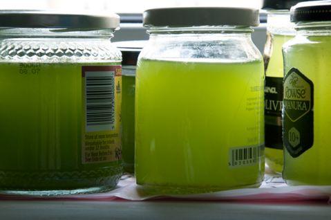 One Green Bottle (Process work)