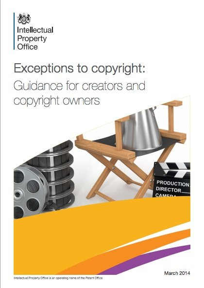 Copyright cover