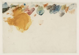 [blotches of watercolour]