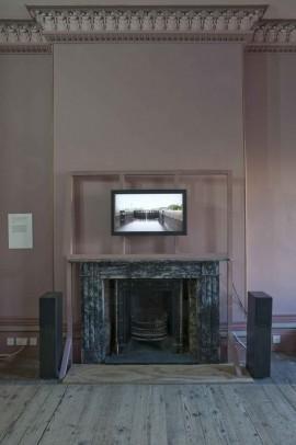 Leah Gordon, Caste Caste, installation view.