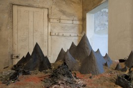 Rosanna Martin, No One Owns The Land, installation view