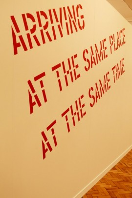 Lawrence Weiner