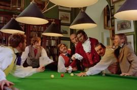 Yinka Shonibare MBE, Diary of a Victorian Dandy: 17.00 hours, 1998.
