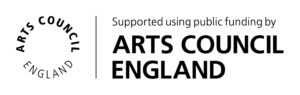 Art Council Egland - supported using public funding