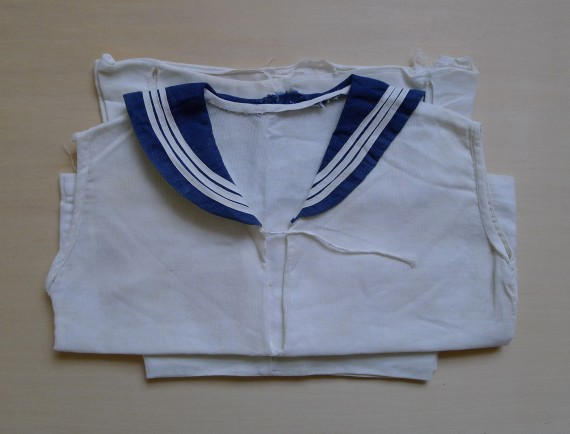 Sailor-suit from the 1930s