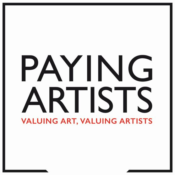 Paying Artists logo