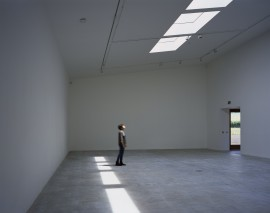 Hauser & Wirth Somerset, Rhoades Gallery. Courtesy: Hauser & Wirth. Photo: Hélène Binet