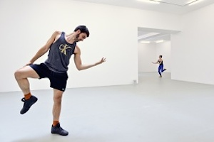 Talking Solo, dancers in training at Raven Row