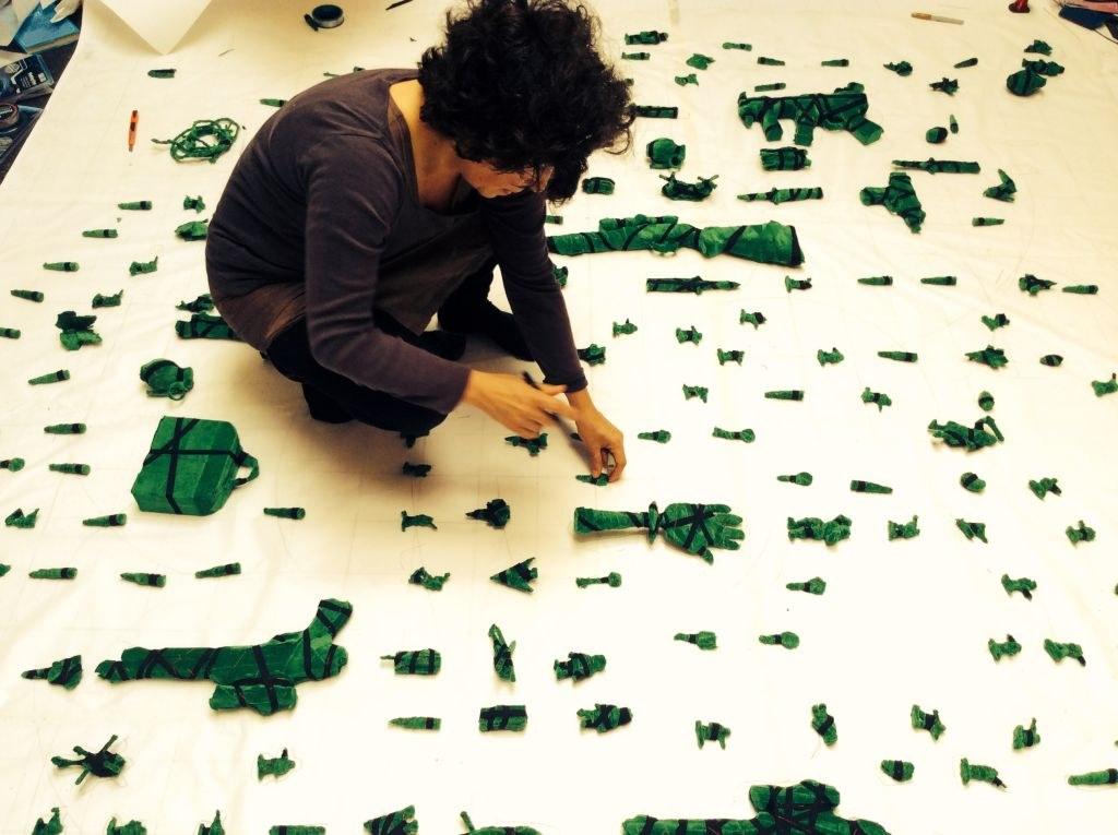 Child's Play (Alinah Azadeh_ studio production 2014