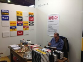 Bill Drummond, Manchester Contemporary