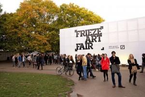 Frieze Art Fair 2014 Photograph by Polly Braden Courtesy of Frieze