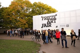 Frieze Art Fair, 2013