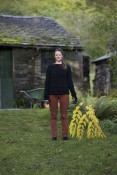 Liz West was artist-in-residence at Kurt Schwitters Merz Barn from the 13-19 October