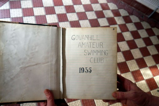 Swimming Club 1935