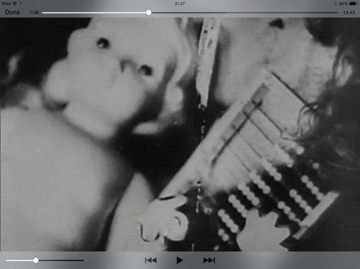 Screenshot from Billy Wilder: The Death Mills, 7 min 38 sec in