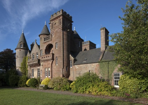 Hospitalfield Arts, Abroath, Scotland