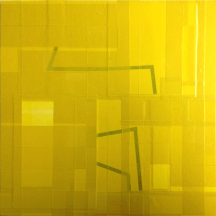 Yellow Tape drawing
