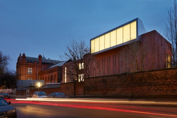 Whitworth Art Gallery, Manchester. Photo: Alan Williams