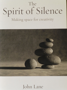 cover of book on silence