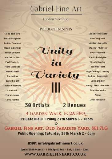 Unity in Variety III - a-n The Artists Information Company