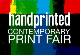 Handprinted Contemporary Print Fair