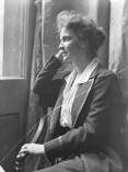 Olive Edis, Nancy Astor (the first woman to take her seat in the House of Commons). Courtesy: Norfolk Museums Service