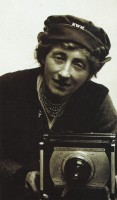 Olive Edis. Courtesy: Norfolk Museums Service