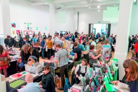 The London Art Book Fair 2014, Whitechapel Gallery