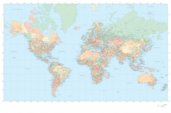 Dacs supports global treaty on artist royalty rights a n the world map via httpfree download web license gumiabroncs Image collections