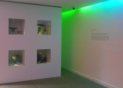 Liz West, Colour Collect at Bury Art Museum