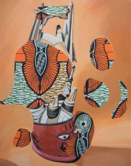 Neil Morley: Mask Nigeria