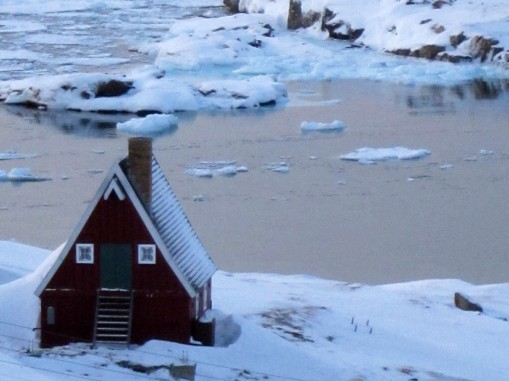 Upernavik Museum, Greenland. Photo: Nancy Campbell. http://nancycampbell.co.uk