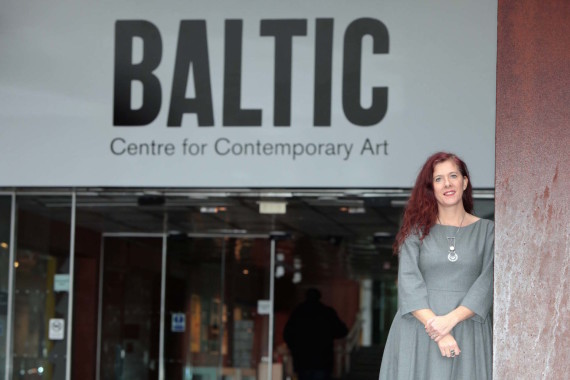 Sarah Munro, director, Baltic Centre for Contemporary Art, Gateshead