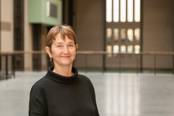 Frances Morris, director of Tate Modern