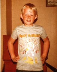 S Mark Gubb age 8