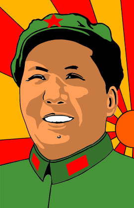 The Future Chairman Mao Print 2