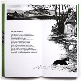 HAIRST, poems by Rab Wilson, images by Helen Douglas, published by Friends of Ettrick School & Weproductions. http://www.weproductions.com