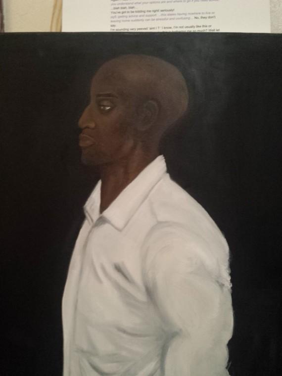 Fine art, professional practice, identity
