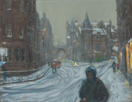 Henry Kondracki, The Cowgate,