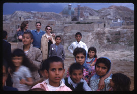 Miranda Pennell, The Host, 2015, family snaps from Iranm 1960s