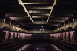 NVA's Hinterland, St Peter's Seminary, Cardross. Photo: Alaisdair Smith