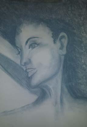 woman, ucs, fine art,