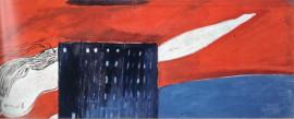 Femme maison, Louise Bourgeois, New York, Fallen Woman.