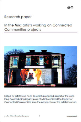 Research papers: In the Mix