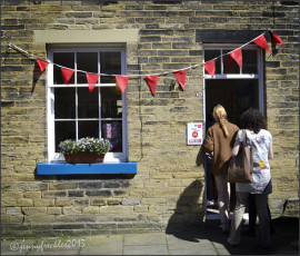 Open House Saltaire Arts Trail