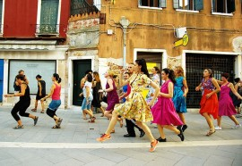 Marinella Senatore, The School of Narrative Dance, Venice Parade, 2015. Courtesy the artist.