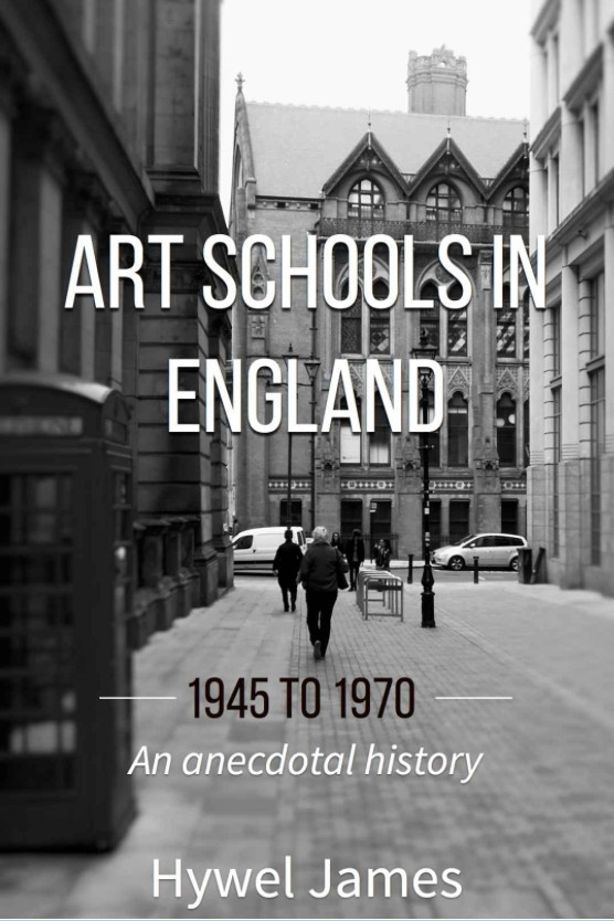 Art Schools in England front cover