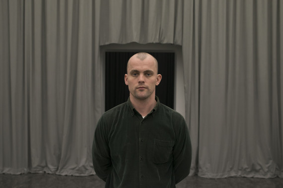 Artist James Richards, selected for Wales in Venice 2017