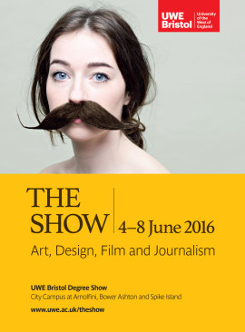 University of the West of England degree show 2016